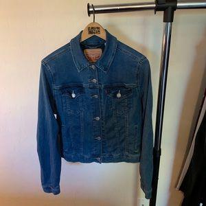 Levi's women's denim jacket